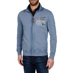 Sweat-shirt zippé BREITHON